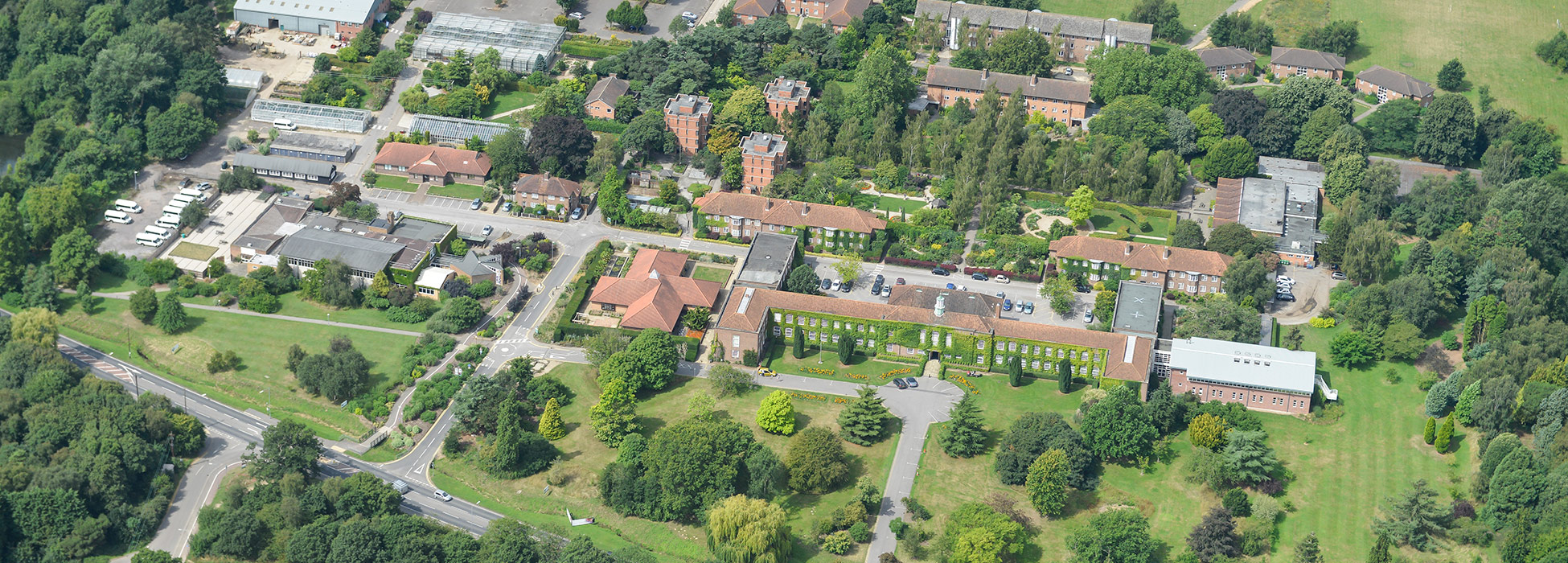 Writtle_University_College_campus